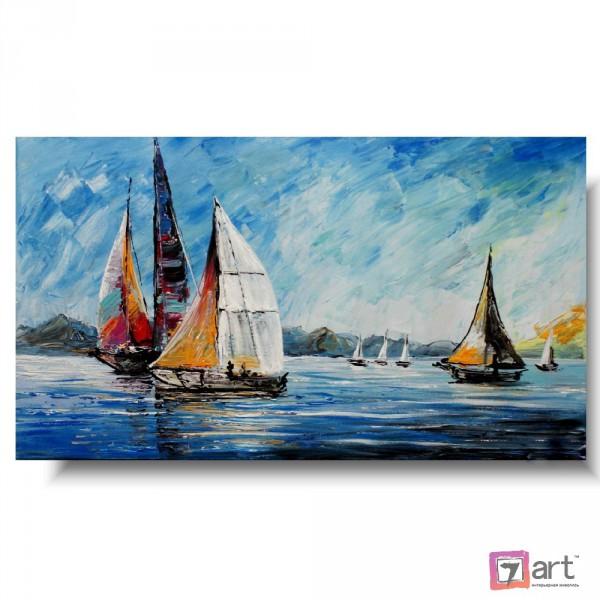 Купить картину, морской пейзаж, ART: msp_0021