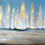 Картина морской пейзаж, ART: more0022