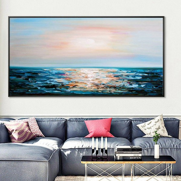 Картина морской пейзаж, ART: more0025