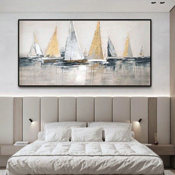 Картина морской пейзаж, ART: more0028