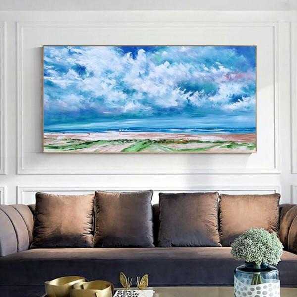 Картина морской пейзаж, ART: more0030