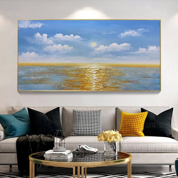 Картина морской пейзаж, ART: more0051