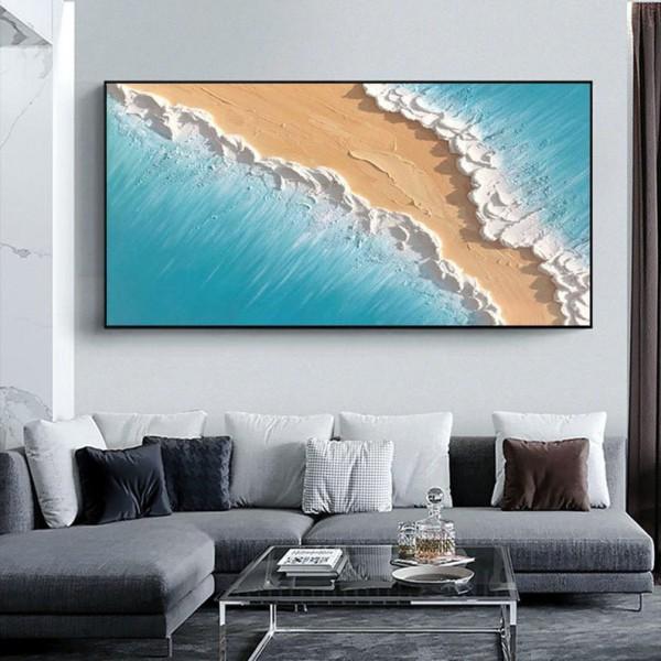Картина морской пейзаж, ART: more0055