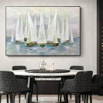 Картина морской пейзаж, ART: more0001