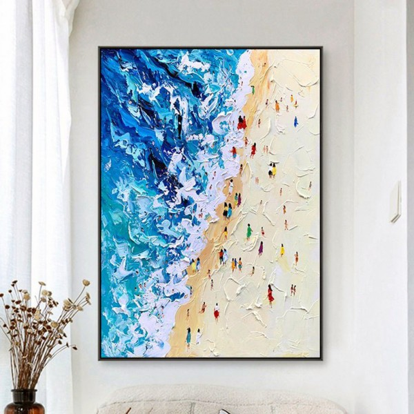 Картина морской пейзаж, ART: more0005