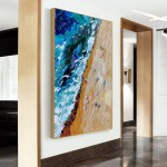 Картина морской пейзаж, ART: more0039