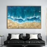 Картина морской пейзаж, ART: more0048