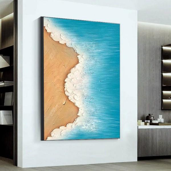 Картина морской пейзаж, ART: more0061