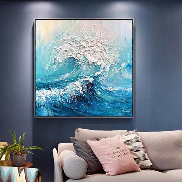 Картина морской пейзаж, ART: more0013