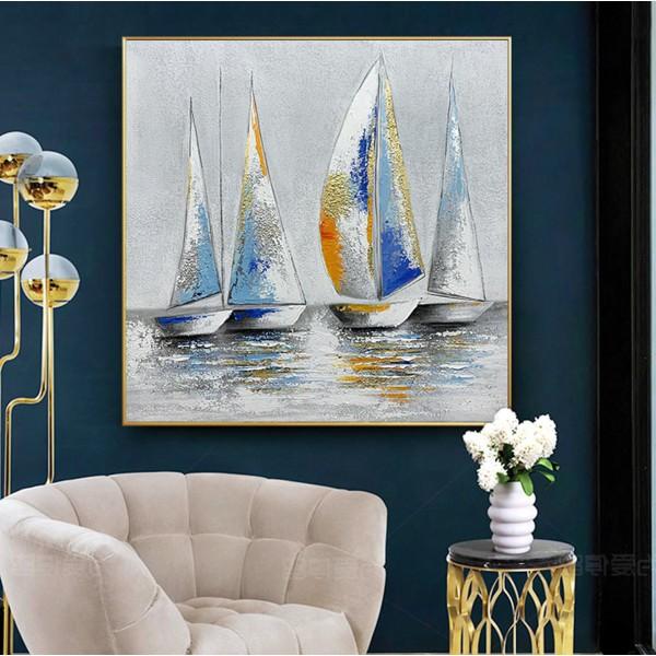 Картина морской пейзаж, ART: more0032