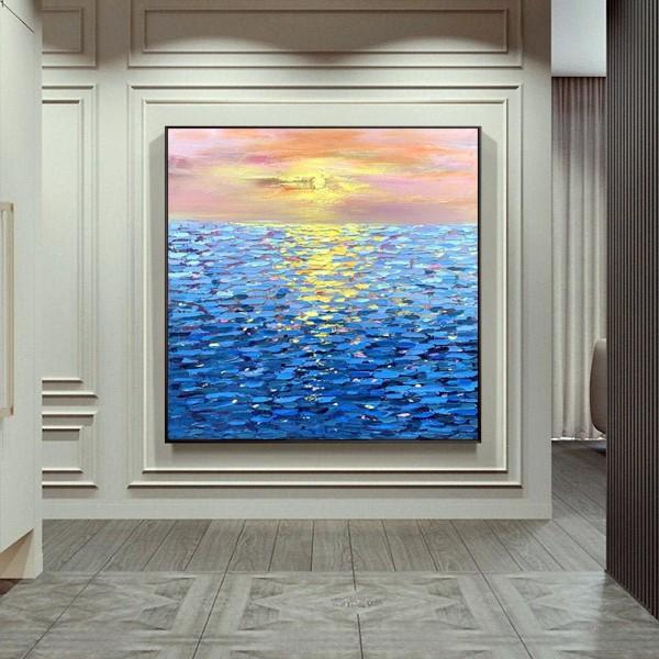 Картина морской пейзаж, ART: more0042