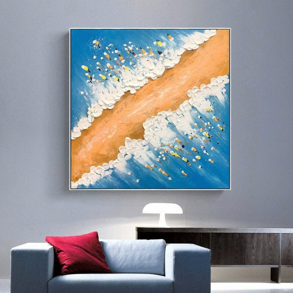 Картина морской пейзаж, ART: more0057