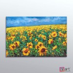 Картина маслом пейзаж, ART: ntl_0015