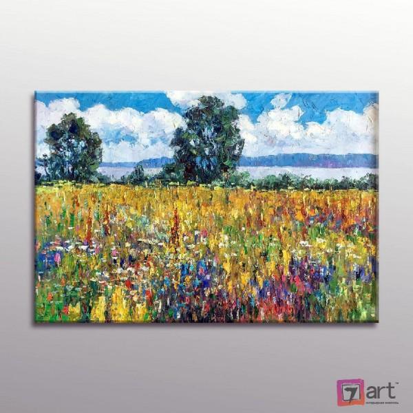 Картина маслом пейзаж, ART: ntl_0016