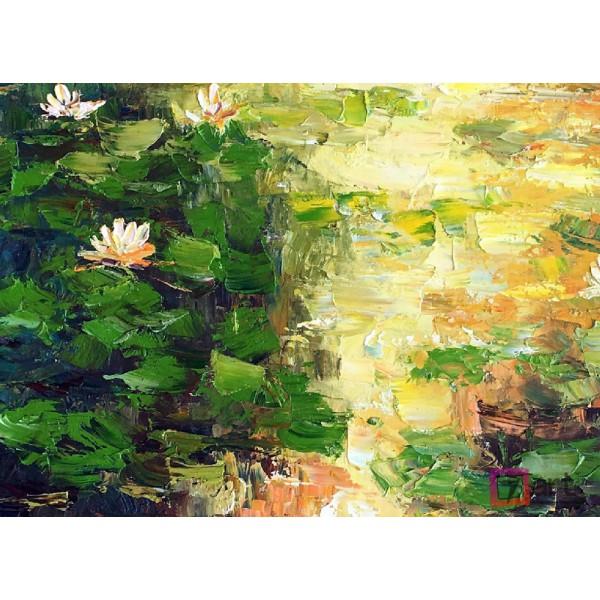Картина маслом пейзаж, ART: ntl_0019