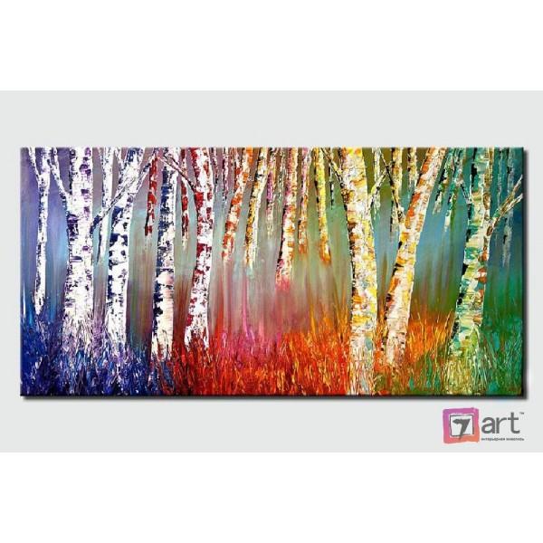 Картина маслом пейзаж, ART: ntl_0033