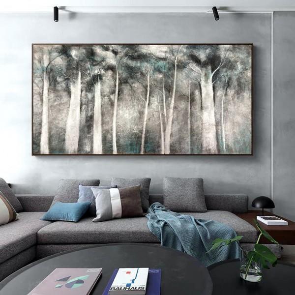Картина маслом пейзаж, ART: ntrl0015