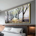 Картина маслом пейзаж, ART: ntrl0033