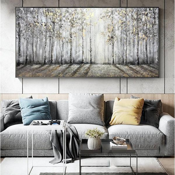 Картина маслом пейзаж, ART: ntrl0049
