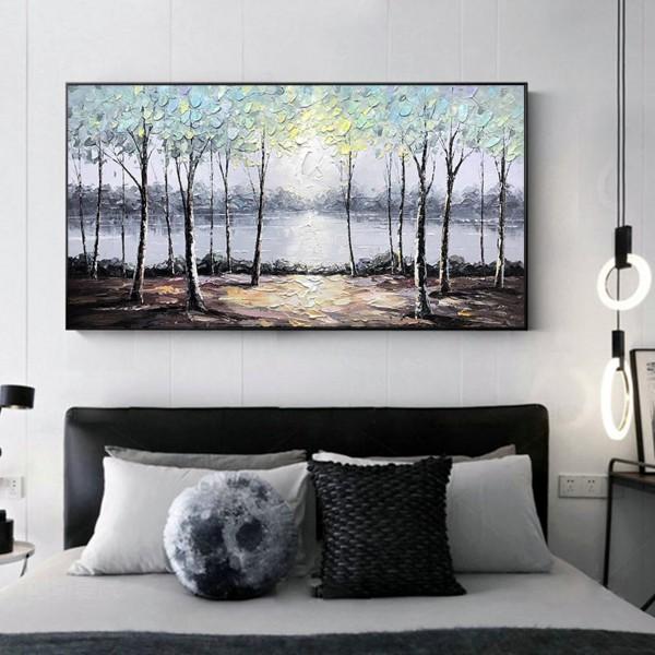 Картина маслом пейзаж, ART: ntrl0050