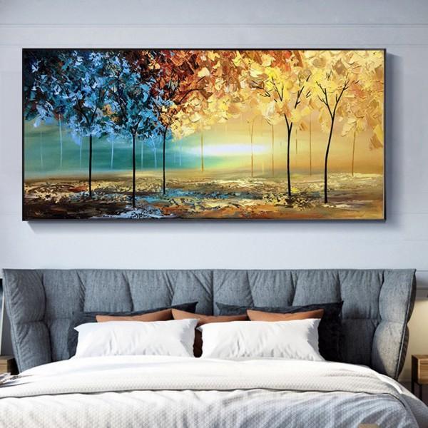Картина маслом пейзаж, ART: ntrl0099