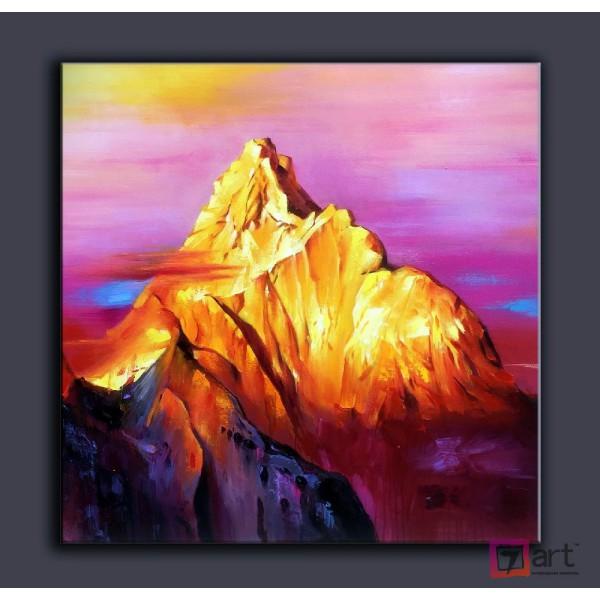 Картина маслом пейзаж, ART: ntl_0072